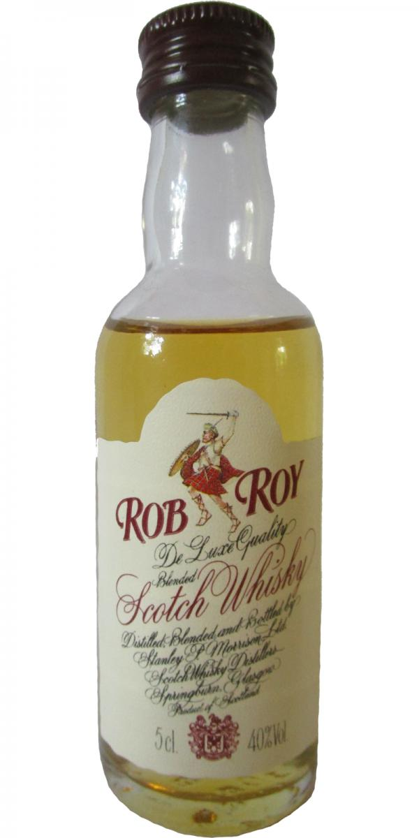 Rob Roy De Luxe Quality
