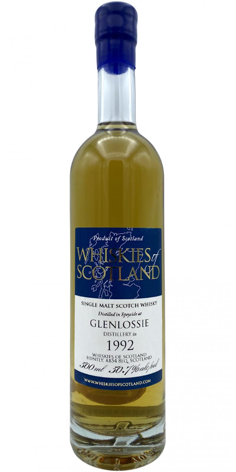 Glenlossie 1992 SMD
