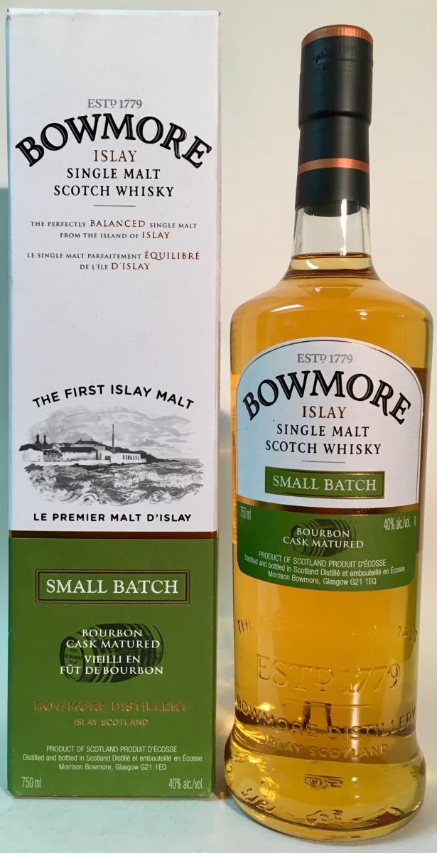 Bowmore Small Batch