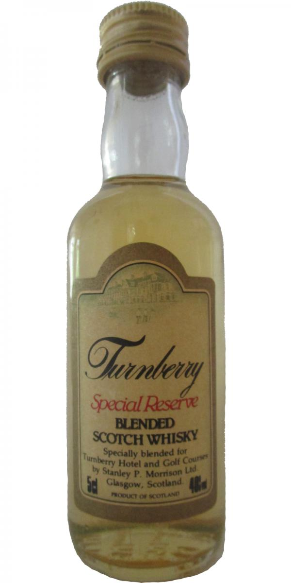 Turnberry Special Reserve SPM