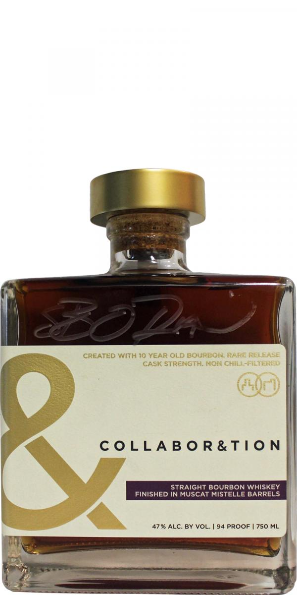 Collabor&tion Straight Bourbon Whiskey