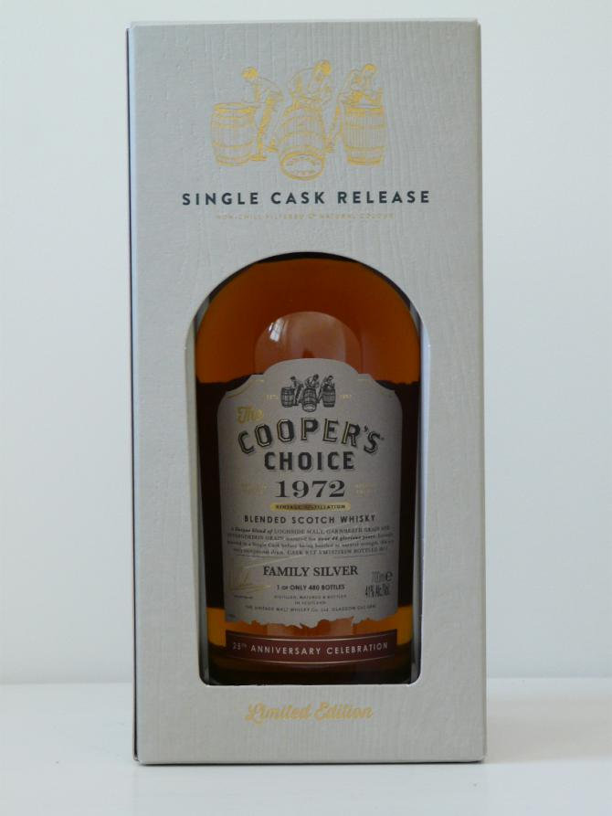 Blended Scotch Whisky 1972 VM