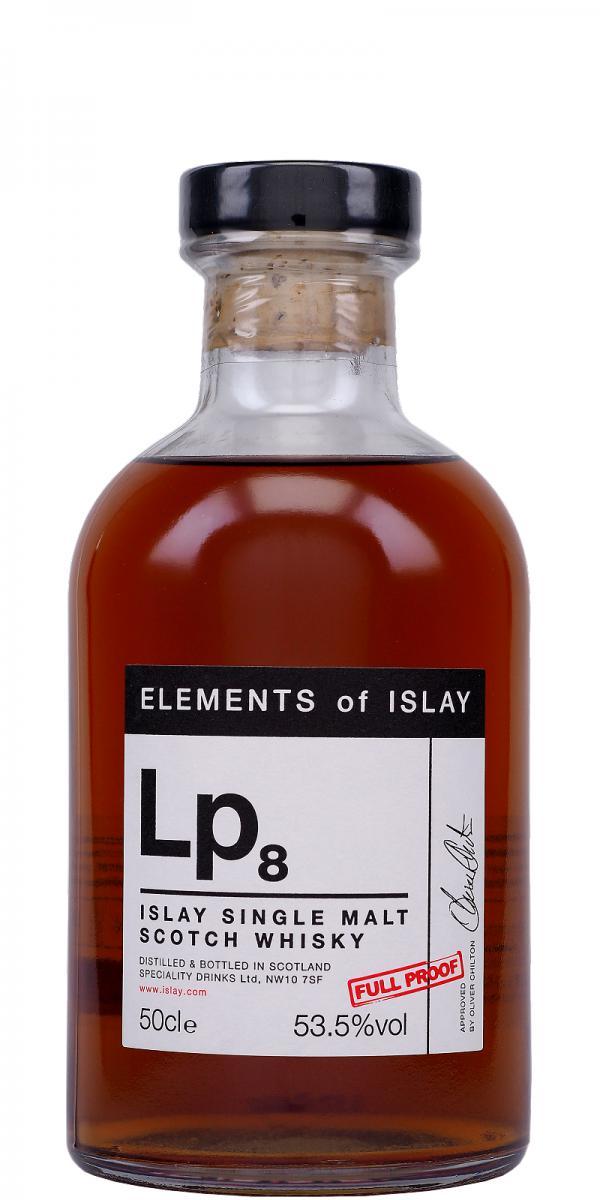 Laphroaig Lp8 ElD