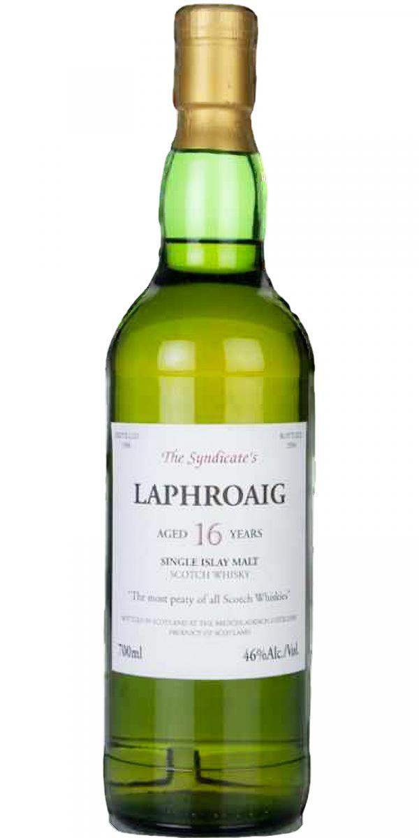 Laphroaig 1988 MM