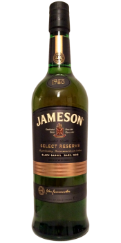Jameson Black Barrel - Baril Noir
