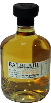 Balblair 2006