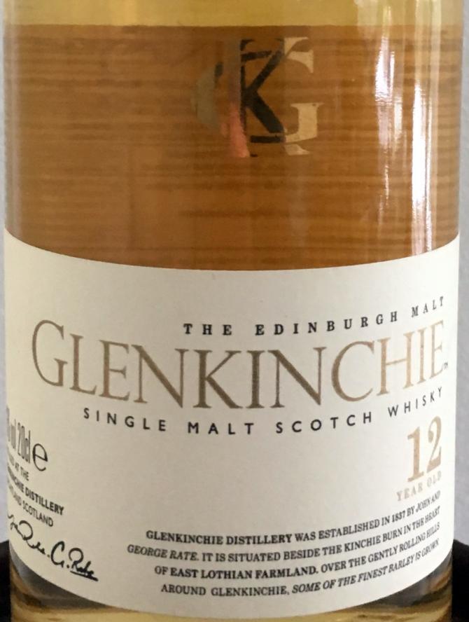 Glenkinchie 12-year-old