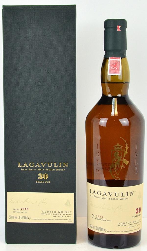 Lagavulin 30-year-old