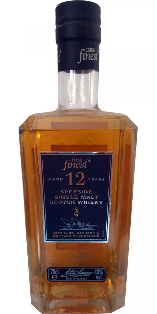 Speyside Single Malt Scotch Whisky 12-year-old