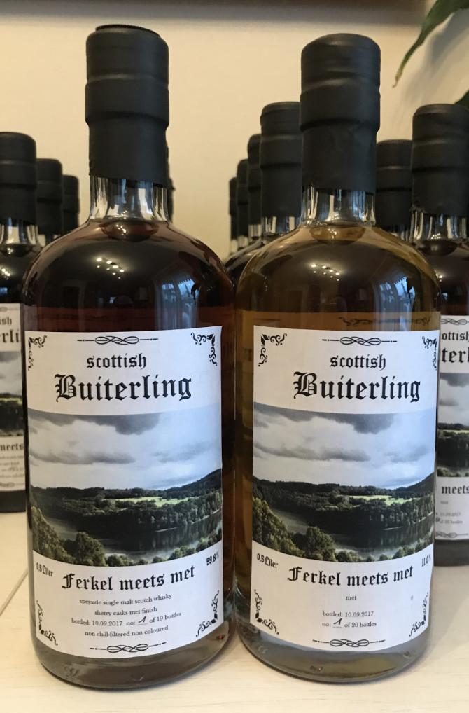 Scottish Buiterling Ferkel meets Met ScB