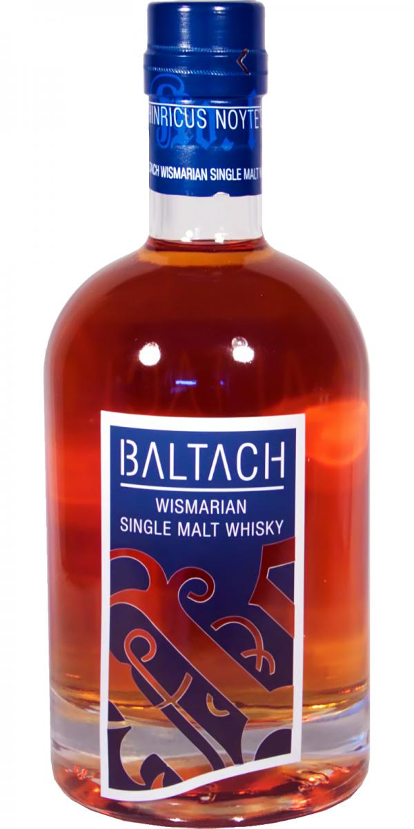 Baltach 1st Fill PX Finish Wismarian Single Malt (Deutschland) 43.0 0 7l
