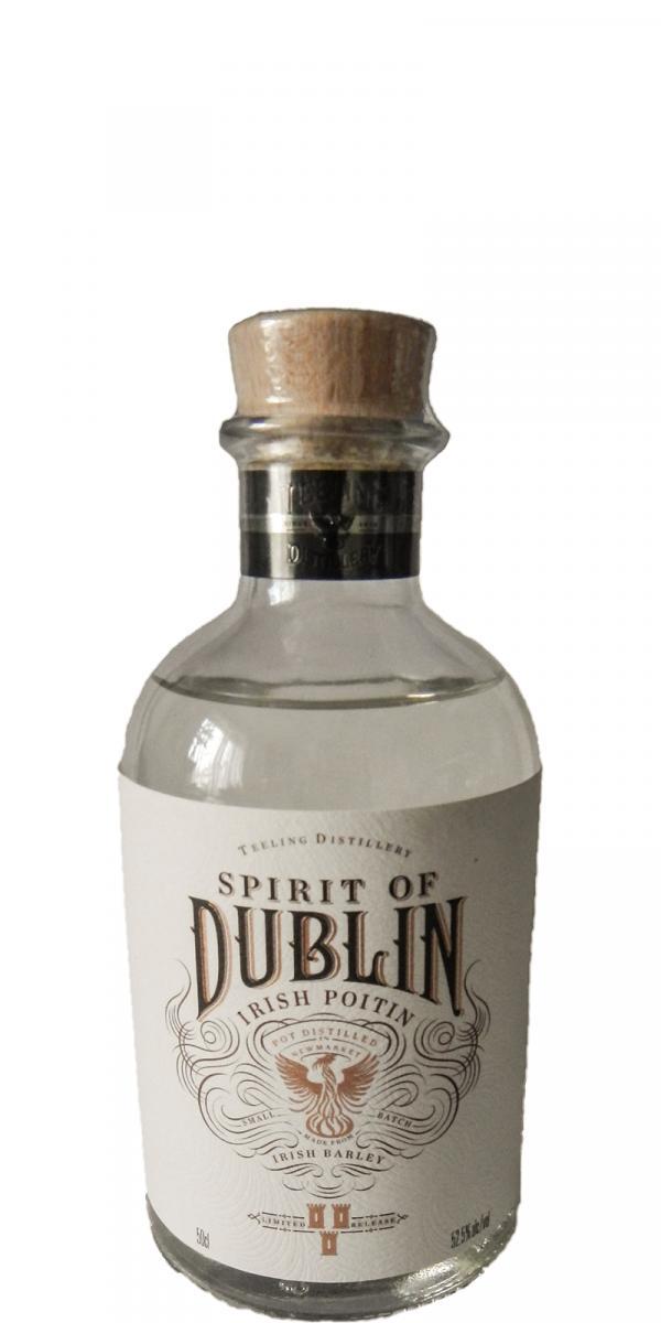 Spirit of Dublin Irish Poitín