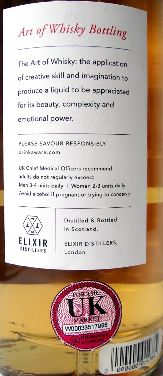 Glenrothes 27-year-old ElD