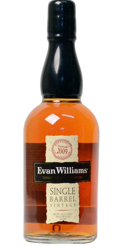 Evan Williams 2009