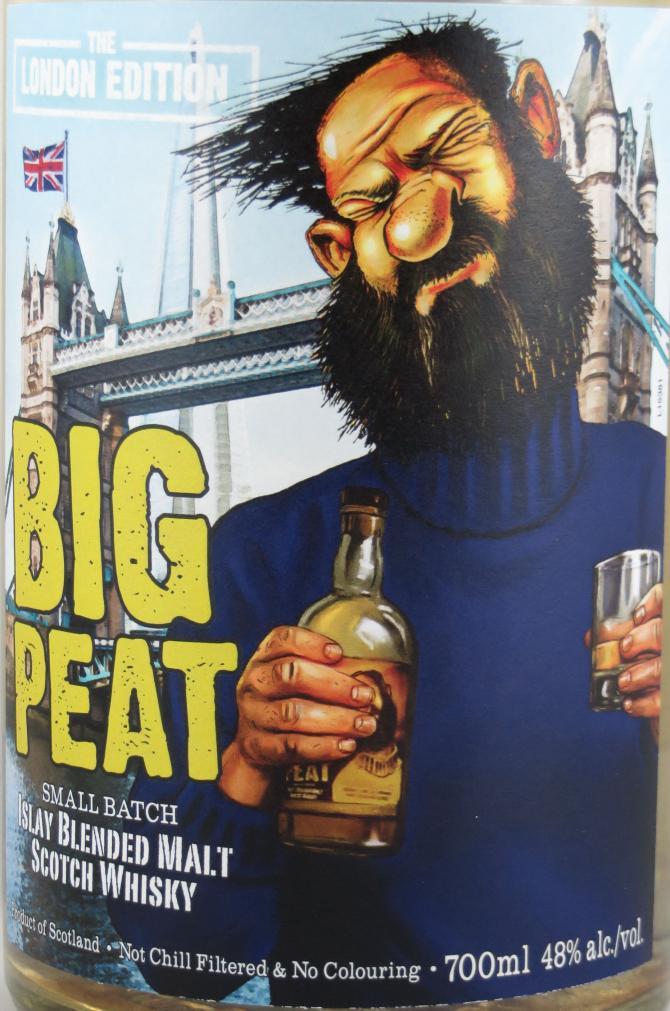 Big Peat The London Edition DL