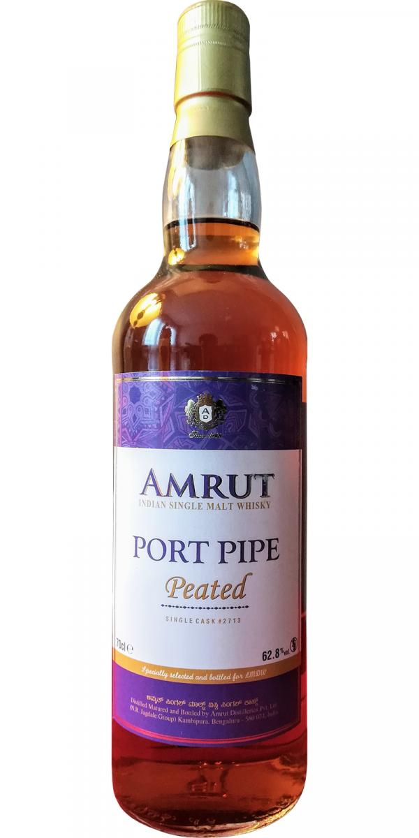 Amrut Port Pipe - Peated