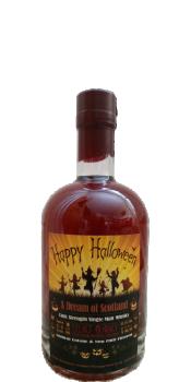Secret Orkney 14-year-old BW - Happy Halloween
