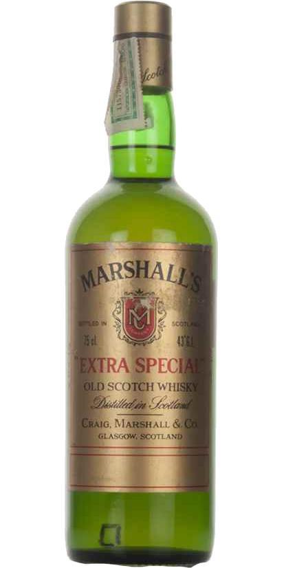 Marshall's Extra Special