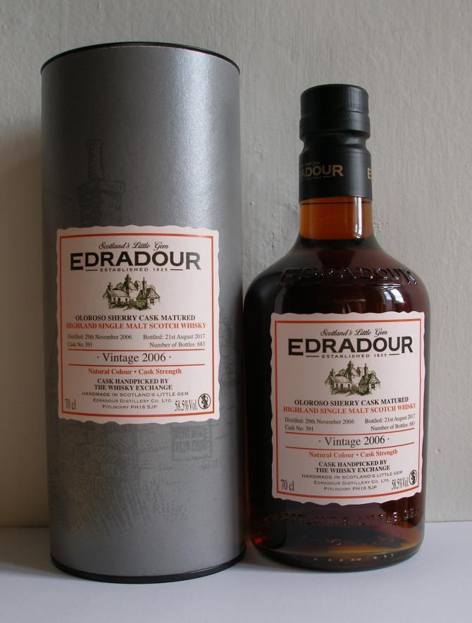 Edradour 2006