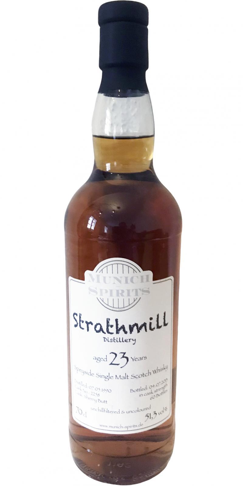 Strathmill 1990 MS