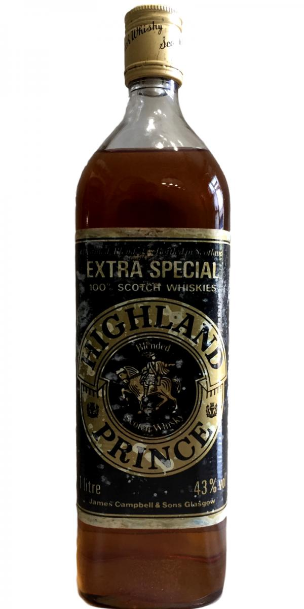 Highland Prince Extra Special
