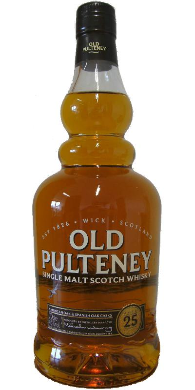 Old Pulteney 25-year-old