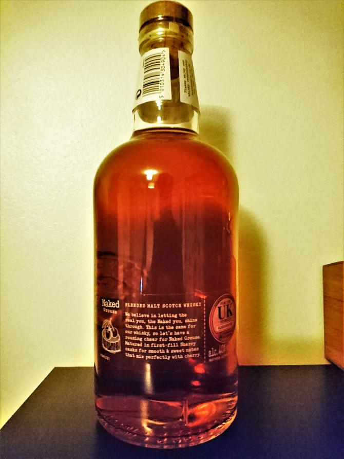 Naked Grouse : The Whisky Exchange