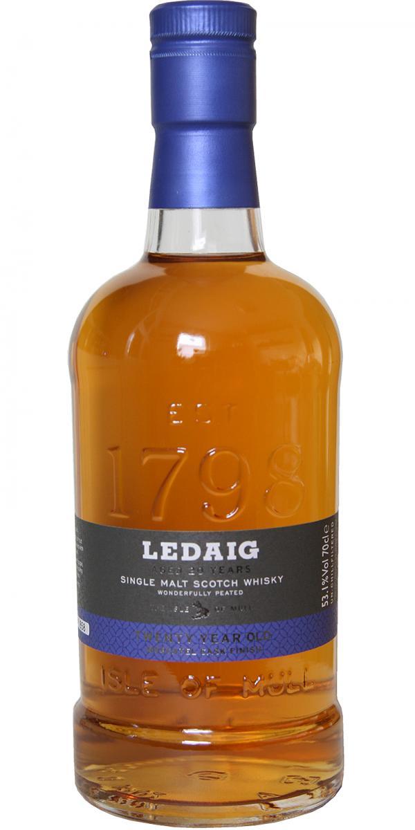 Ledaig 20-year-old