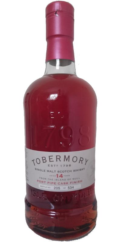 Tobermory 14-year-old