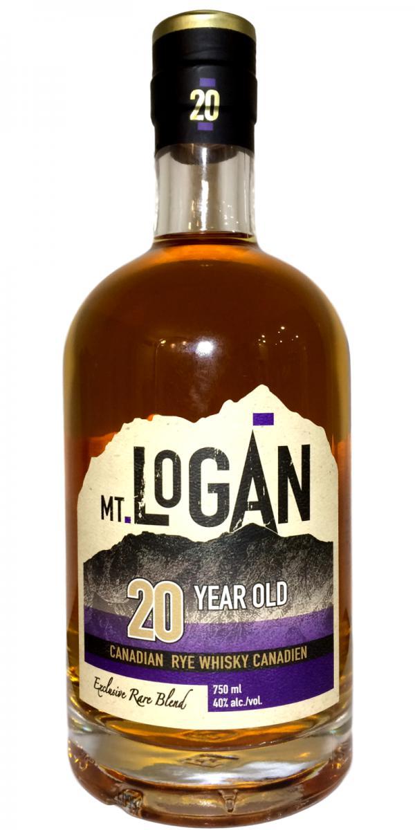 Mt. Logan 20-year-old