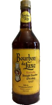Bourbon de Luxe 04-year-old