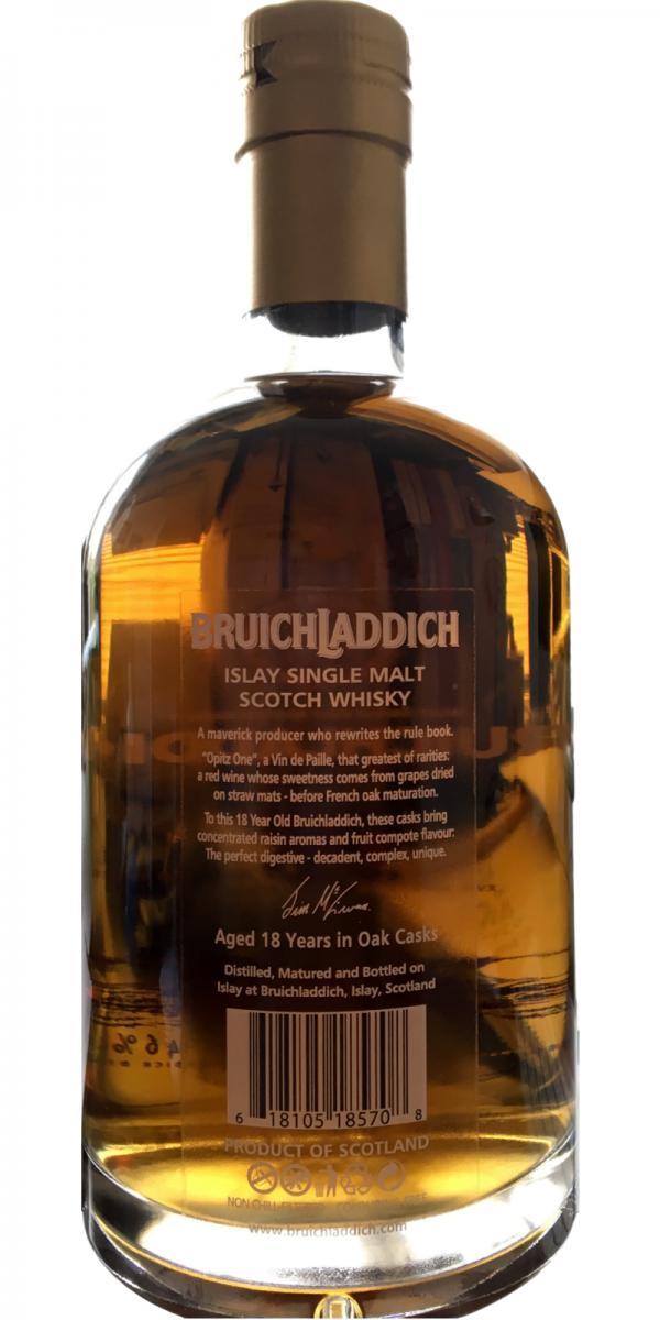 Bruichladdich 18-year-old