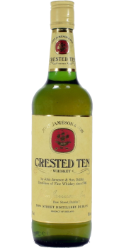 John Jameson & Son Crested Ten