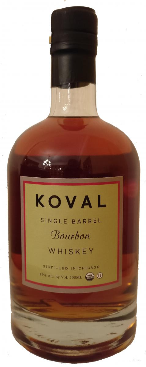 Koval Single Barrel - Bourbon