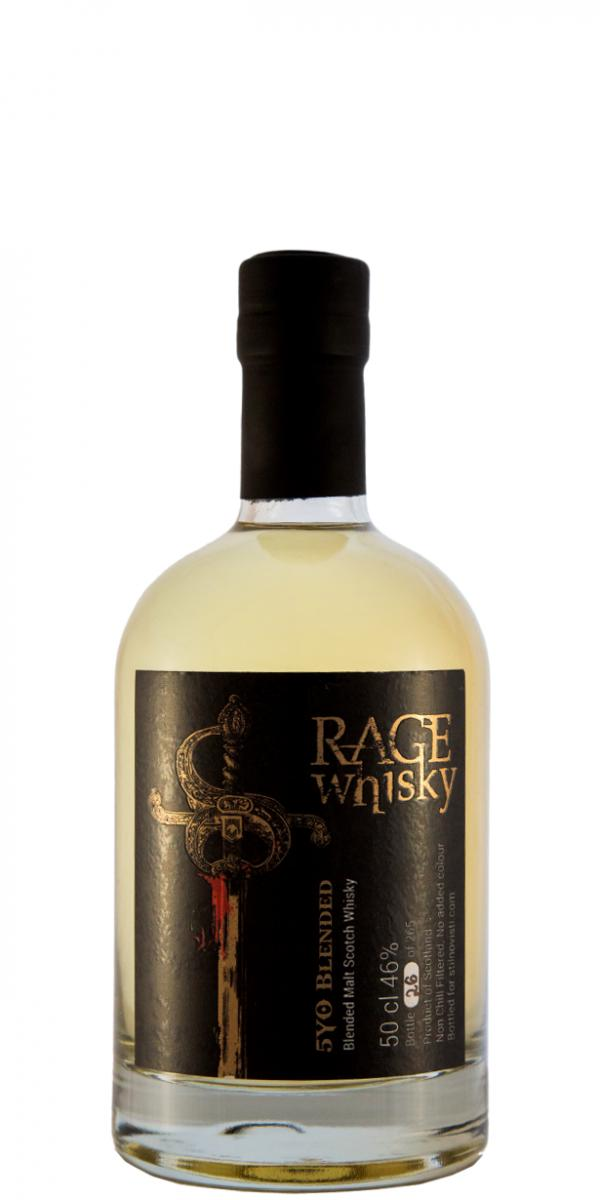 Blended Malt Scotch Whisky 05-year-old