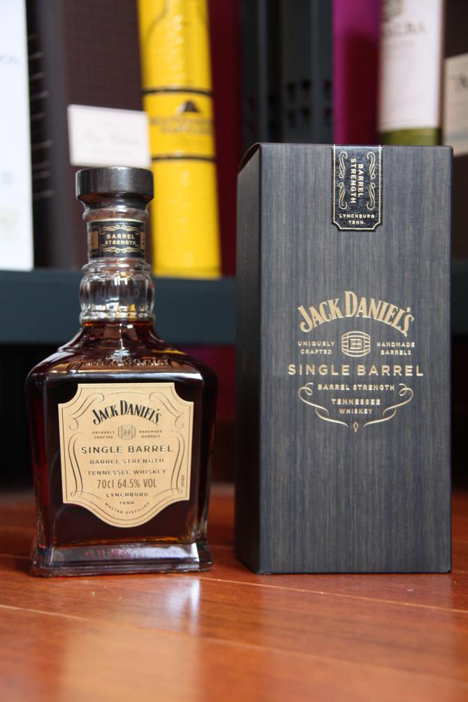 jack daniels single barrel proof