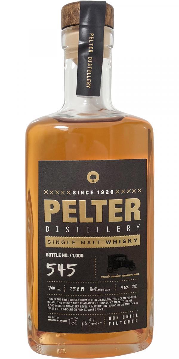Pelter 2014