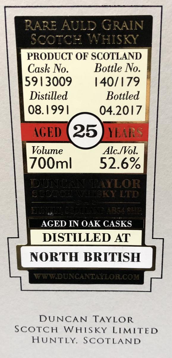 North British 1991 DT
