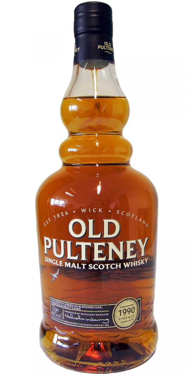 Old Pulteney 1990