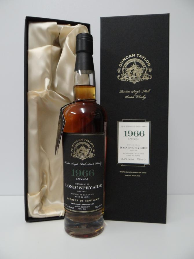 An Iconic Speyside Distillery 1966 DT