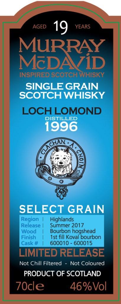 Loch Lomond 1996 MM