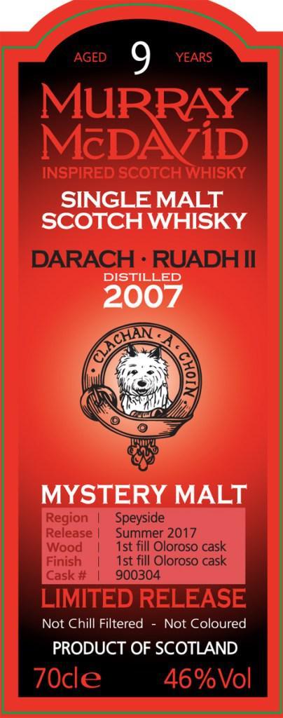 Darach - Ruadh II - 2007 MM