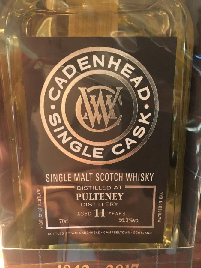 Old Pulteney 2006 CA
