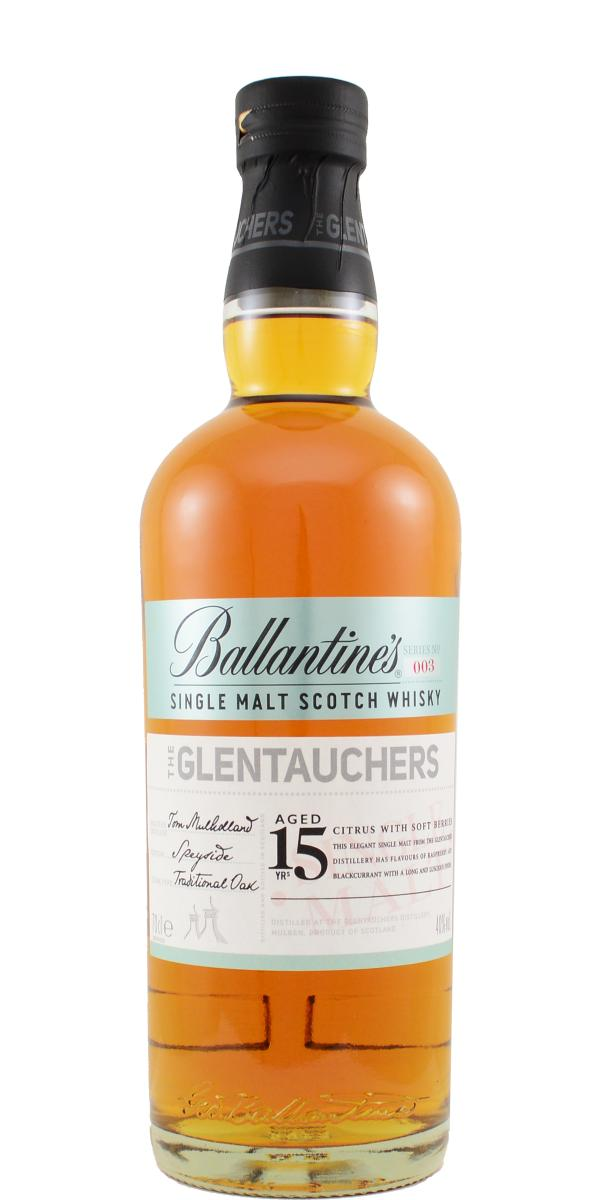 Glentauchers 15-year-old