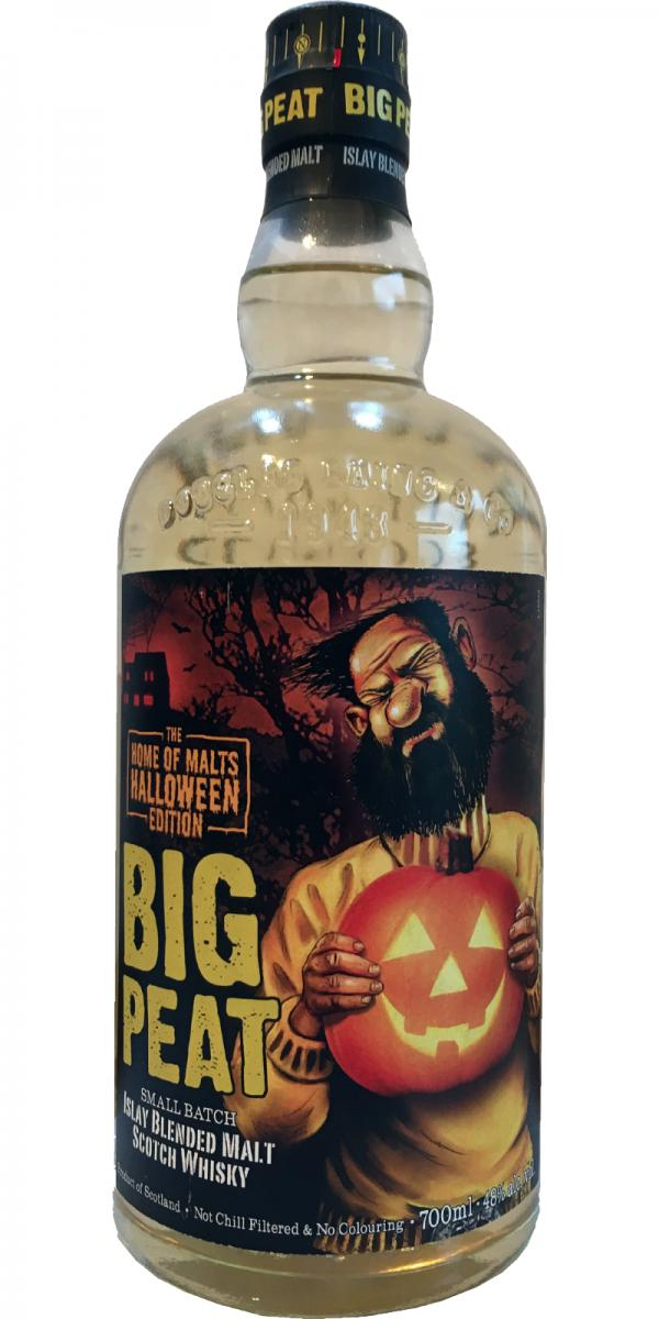 Big Peat The Home of Malts Halloween Edition DL