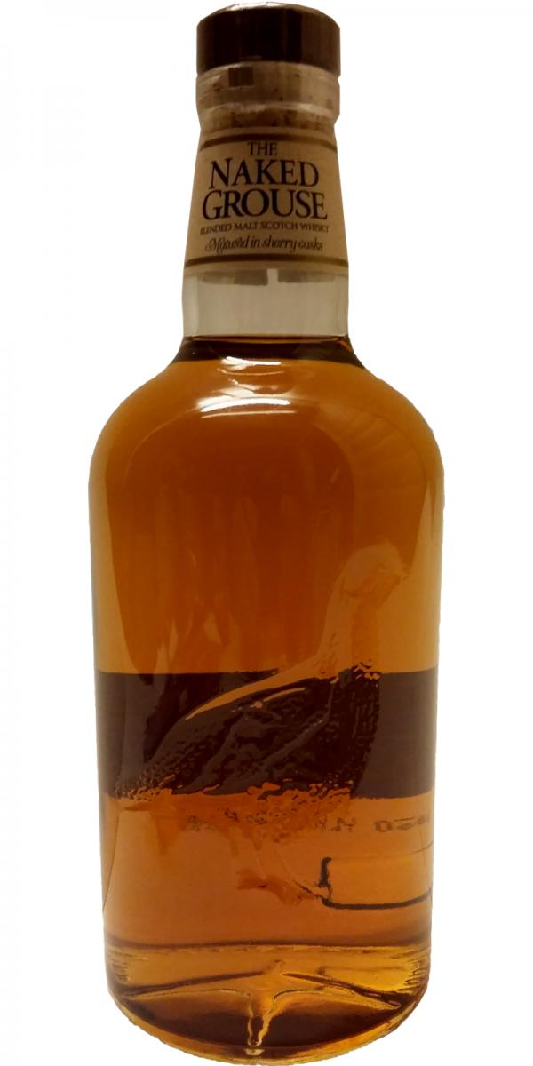 The Naked Grouse Scotch Whisky Price & Reviews | Drizly