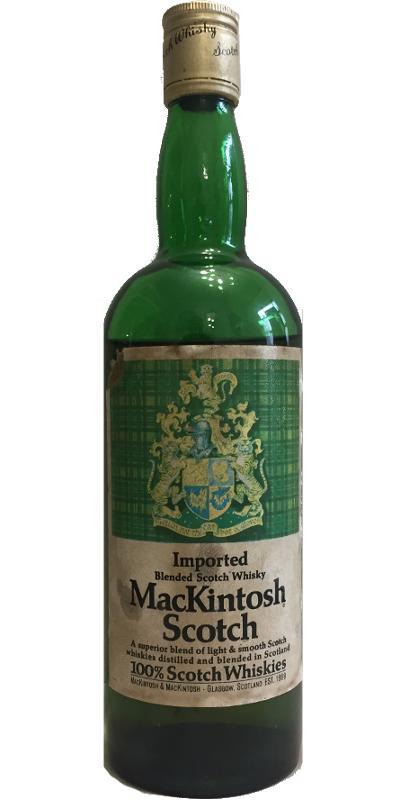 MacKintosh Scotch Imported