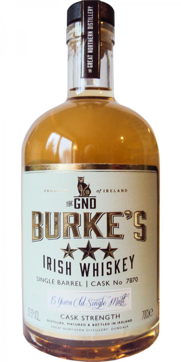 Burke's 15-year-old GND