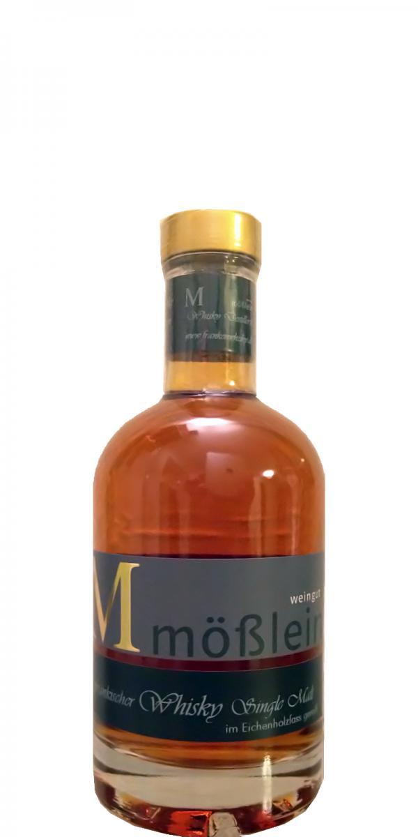 Weingut Mößlein Fränkischer Whisky Single Malt