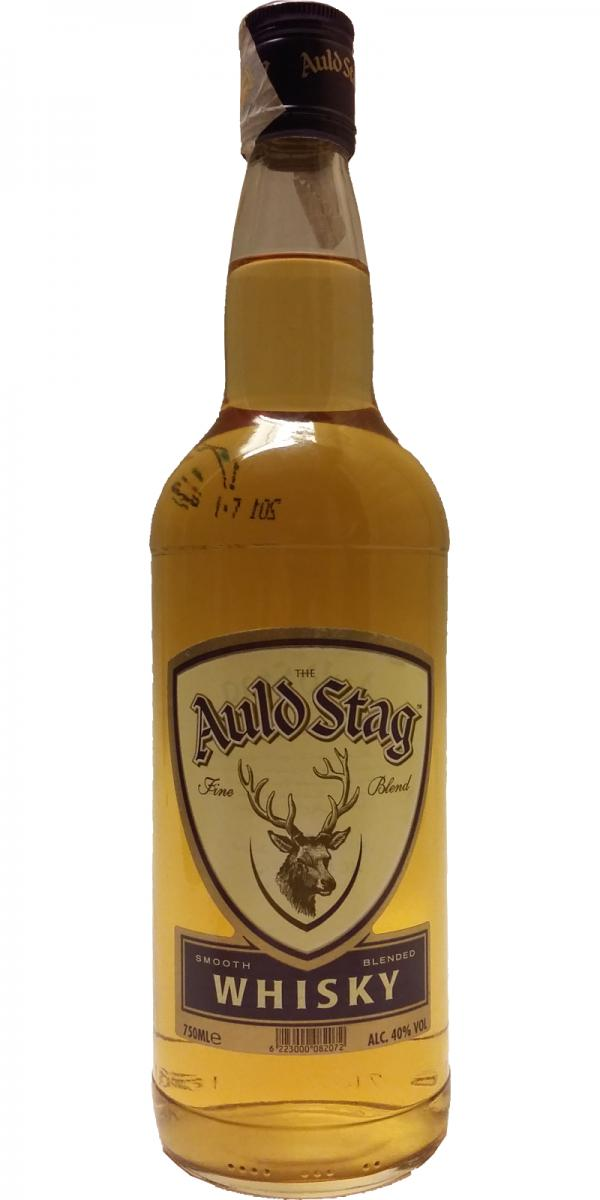 Auld Stag Smooth Blended Whisky